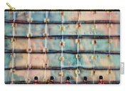 Marching Band Encaustic Carry-all Pouch