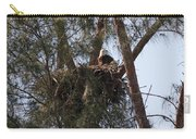 Marco Eagle - Protecting Its Nest Carry-all Pouch