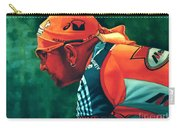Marco Pantani 2 Carry-all Pouch by Paul Meijering