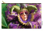 Mardi Gras Decoration Carry-all Pouch