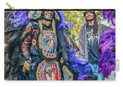 Mardi Gras Indian Carry-all Pouch