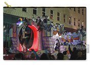 Mardi Gras Vampire Float  2 Carry-all Pouch