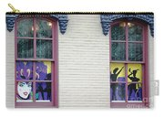 Mardi Gras Windows Carry-all Pouch