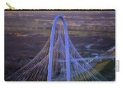 Margaret Hunt Hill Bridge Central Arch Carry-all Pouch