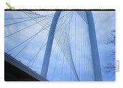 Margaret Hunt Hill Bridge Dawn Carry-all Pouch