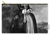 Margaret Woffington (c1714-1760) Carry-all Pouch