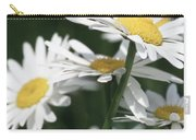Marguerite Blossom Carry-all Pouch