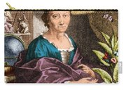 Maria Merian  Carry-all Pouch by Science Source