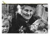 Maria Montessori Carry-all Pouch
