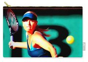 Maria Sharapova Tennis Carry-all Pouch