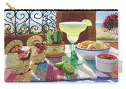 Mariachi Margarita Carry-all Pouch