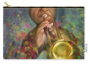 Mariachi Trumpet Player Carry-all Pouch