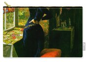 Mariana In The Moated Grange 1851 Carry-all Pouch