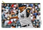 Mariano Rivera Painting Carry-all Pouch