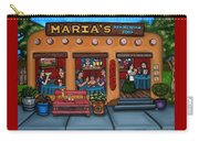 Maria's New Mexican Restaurant Carry-all Pouch by Victoria De Almeida