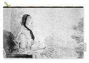 Marie De Vichy-chamrond (1679-1780) Carry-all Pouch