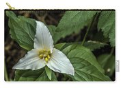 Marie's Trillium Carry-all Pouch