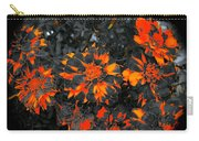 Marigold Fire Carry-all Pouch
