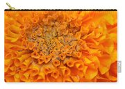 Marigold Marcro Carry-all Pouch