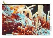 Marigold Petal Sem Carry-all Pouch
