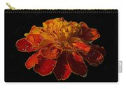 Marigold Tagetes Carry-all Pouch