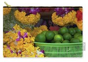 Marigolds And Limes Carry-all Pouch