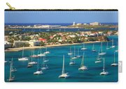 Marigot Harbor St. Martin Carry-all Pouch