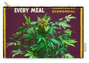 Marijuana Poster Carry-all Pouch