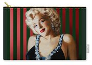 Marilyn 126 D Stripes Carry-all Pouch