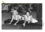 Marilyn Monroe And Jane Russell Carry-all Pouch