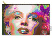Marilyn Monroe 01 - Abstarct Carry-all Pouch