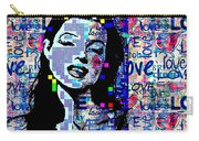 Marilyn Monroe 3 Loved.lost.loved Again Carry-all Pouch