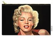 Marilyn Monroe 4 Carry-all Pouch by Paul Meijering