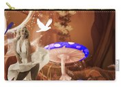 Marilyn Monroe In Fantasy Land Carry-all Pouch