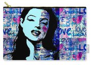 Marilyn Monroe. Loved Lost . Loved Again 2 Carry-all Pouch