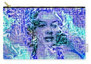Marilyn Monroe Out Of The Blue Carry-all Pouch