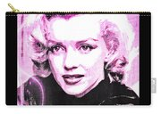 Marilyn Monroe - Pink Carry-all Pouch