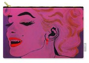 Marilyn Monroe Pop Art Carry-all Pouch