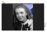 Marilyn Monroe Then Norma Jeane Dougherty Photo By H. Maier Studios Los Angeles Ca C.1943-2014 Carry-all Pouch