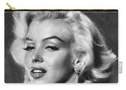 Beautiful Marilyn Monroe Unique Actress Carry-all Pouch