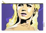 Marilyn What A Beautiful Girl Carry-all Pouch