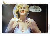 Marilyns Pointers Carry-all Pouch