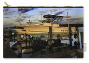 Marina At Dawn Carry-all Pouch