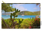 Marina Cay View Carry-all Pouch