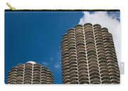 Marina City Morning Carry-all Pouch
