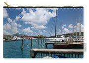 Marina St Thomas Virgin Islands Carry-all Pouch