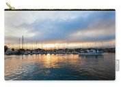 Marina Sunrise 1 Carry-all Pouch by Jim Thompson
