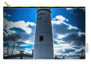 Marine City Michigan Lighthouse Carry-all Pouch