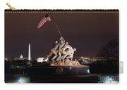 Marine Corps War Memorial Carry-all Pouch