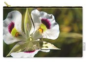 Mariposa Lily Carry-all Pouch